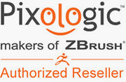 Pixologic ZBrush Authorized Reseller